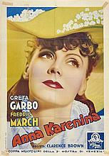 Anna Karenina con Greta Garbo