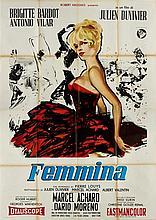 Femmina (La femme et le pantin) con Brigitte Bardot