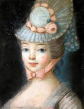 French painter, late 18th century