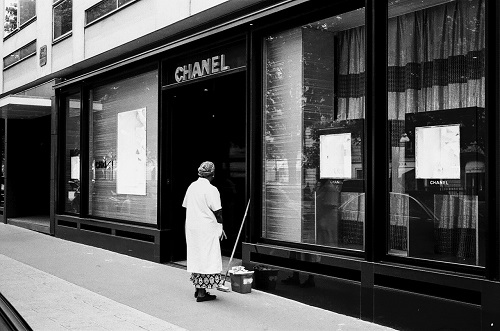 Alberto Saleh - CHANEL...