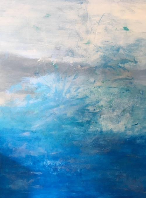 Daniela Vezzoler - Blue Vision
