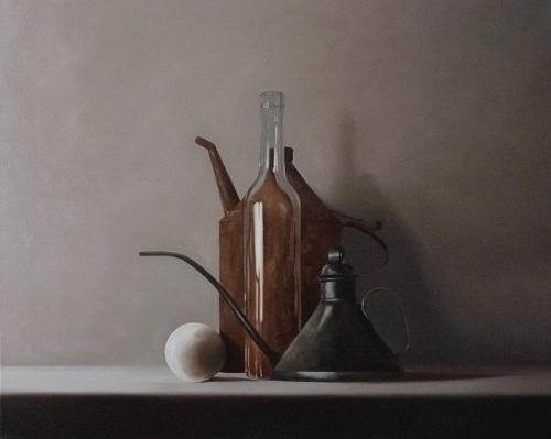 Christophe Remacle - De rouille et de verre