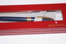 Shaffer 14ct gold nib fountain pen boxed