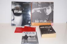 Bob Dylan books and others