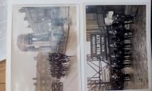Album containing Bolton related photographs