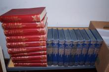 Two sets of vintage Children's Encyclopedias