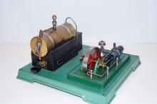 Fleischmann steam engine
