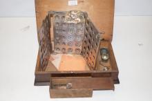 Vintage pill making equipment