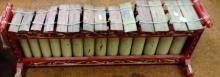 Large ornate Xylophone