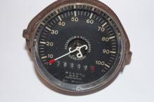 Peerboom & Schurmann B.S.G.D.G - D.R.P Patented car thermometer