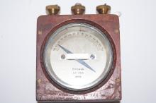 Ediswan No 1786 1909 gauge