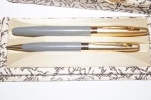 Conway Stuart fountain pen and pencil set