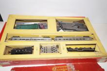Double 00 Gauge electric model railway 'Trans Continental Series'