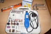 Electric polishing tool