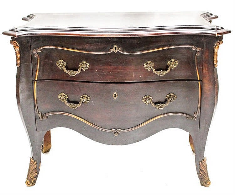 louis xv style commode. Black Bedroom Furniture Sets. Home Design Ideas