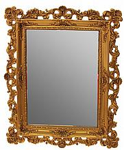 WALL MIRROR FROM THE MID 20th CENTURY