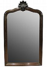 WALL MIRROR FROM THE LATE 19th CENTURY