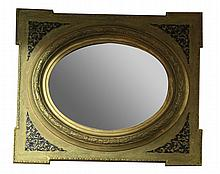 WALL MIRROR FROM THE 19th CENTURY
