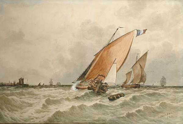 William Roxley Beverley (British, 1811-1889)