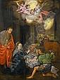 Circle of Lambert Lombard (Liège 1506-1566) The Adoration of the Shepherds, Lambert Lombard, Click for value