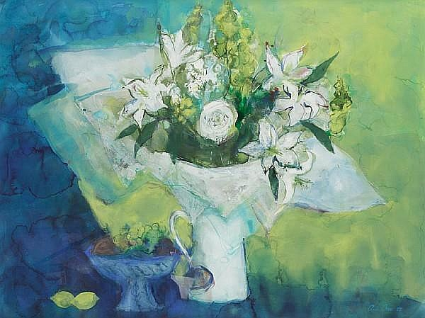 Ann Oram, RSW (British, born 1956)
