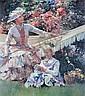 Dianne Flynn (British, born 1939) 'The Hammock',, Dianne Elizabeth Flynn, Click for value