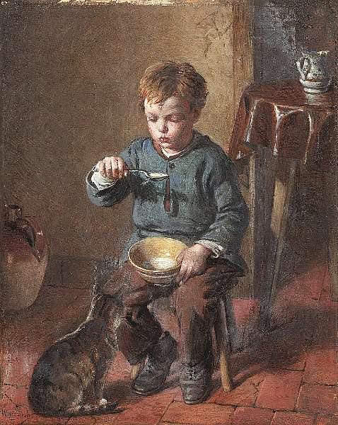 William Hemsley, RBA (British b. 1819)