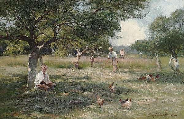 Ernest Walbourn (British 1872-1927)