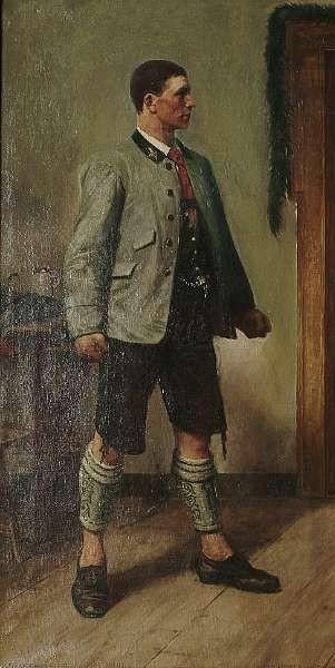 Kunz Meyer-Waldeck (German, 1859-1953)
