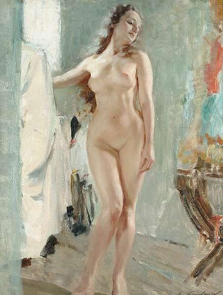 Lucien Henri Grandgerard (French, 1880-1970)