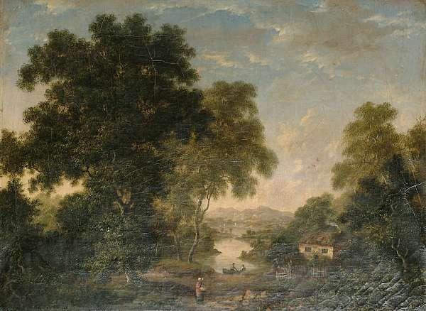 Robert Woodley-Brown (British, 19th Century)