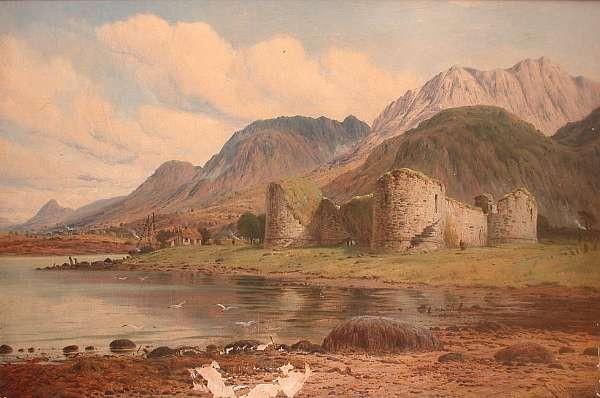 James M Robert Greenlees (British, 1820-1894)