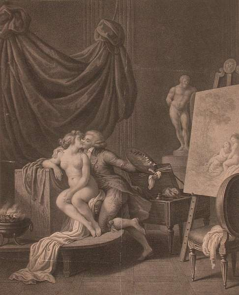 Alexandre Chaponnier (Swiss 1753-1806),