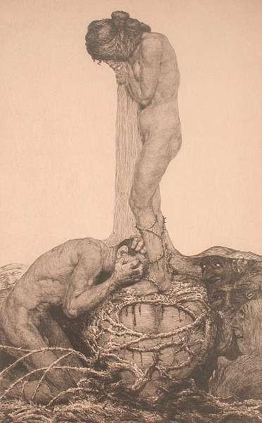 Bruno Heroux (German, 1868-1944)