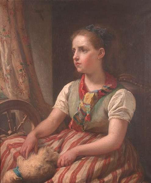 Jules van Keirsbilck (Belgian, 1833-1896)