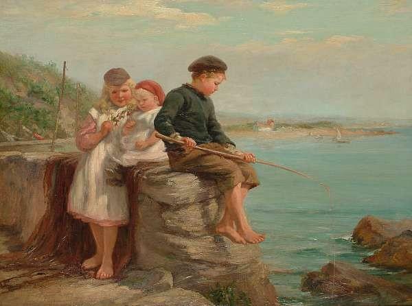 Edith Hume (British, fl.1862-1906)
