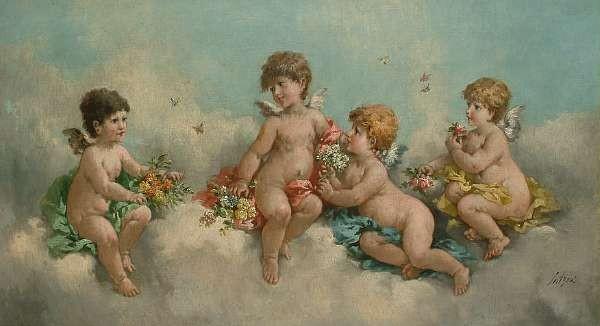 Charles Augustus Henry Lutyens (British, 1829-1915)