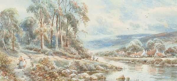 Charles Frederick Allbon (British, 1856-1926)