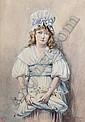 Charles Trevor Garland (British, 1855-1906) 'Spring Flowers', Charles Trevor Garland, Click for value