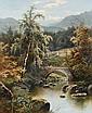 Edgar Longstaffe (British, 1849-1912) Morning in Cumberland, Edgar Longstaffe, Click for value