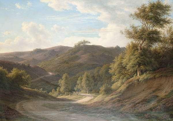 Frederick Christian J. Kiaerskou (Danish, 1805-1891)
