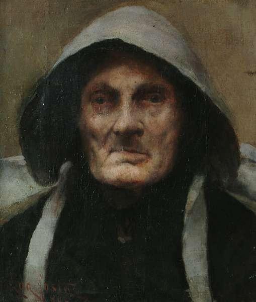 John da Costa (British 1867-1931)