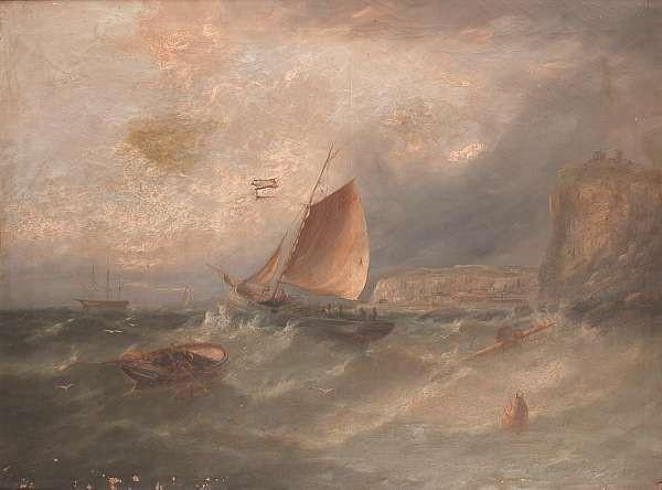 William Henry Williamson (British, 1820-1883)