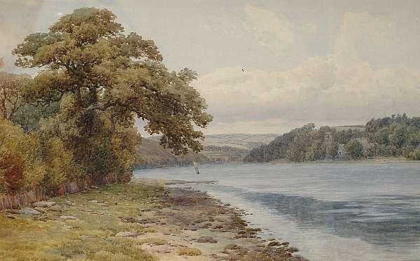 Alfred Robert Quinton (British, 1853-1934)