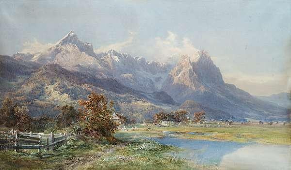 Edward Theodore Compton (British, 1849-1921)