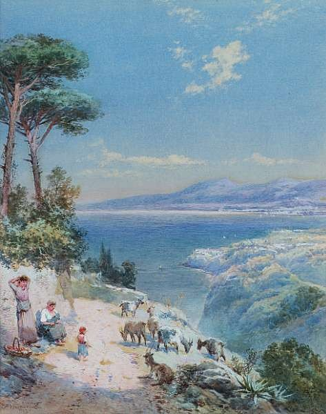 Charles Rowbotham (British, 1856-1921)
