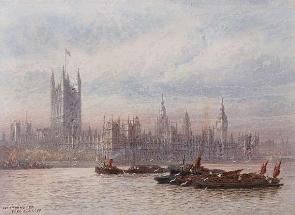 Frederick Edward Joseph Goff (British, 1855-1931)