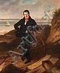 Richard Livesay (British, 1753-died circa 1823) Portrait of the owner or Captain of the Ryde Packet