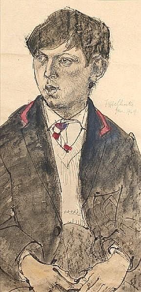 Fyffe Christie (Scottish, 1918-1979)