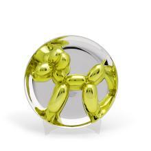 Jeff Koons (born 1955); Balloon Dog (Yellow);